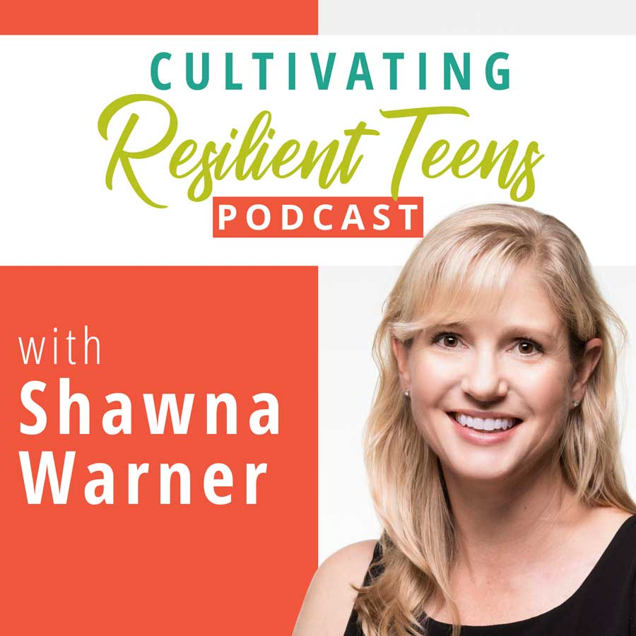 Cultivating Resilient Teens Podcast Trailer