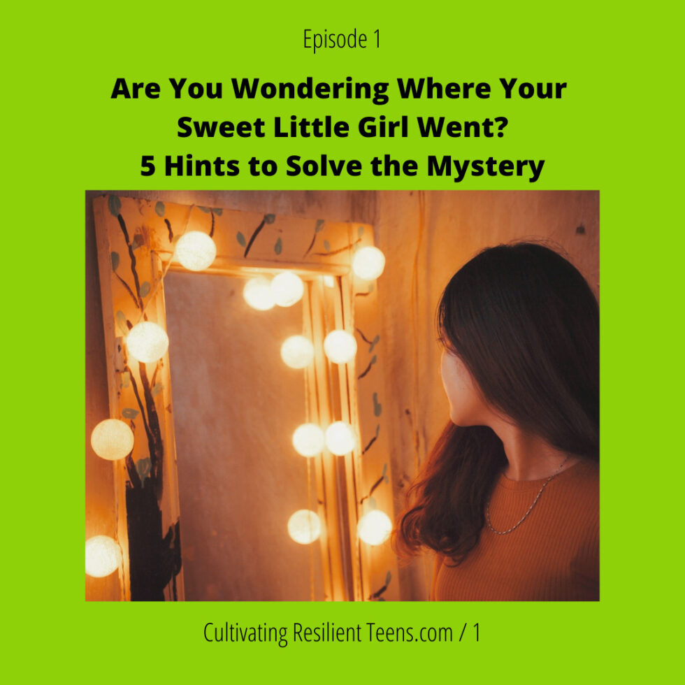 Are You Wondering Where Your Sweet Little Girl Went